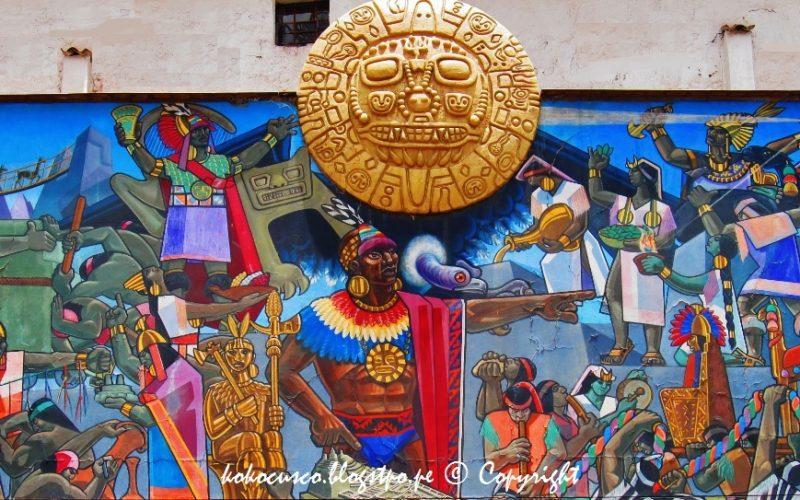 Gestionan ante UNESCO para que declare Patrimonio cultural obras de muralista peruano
