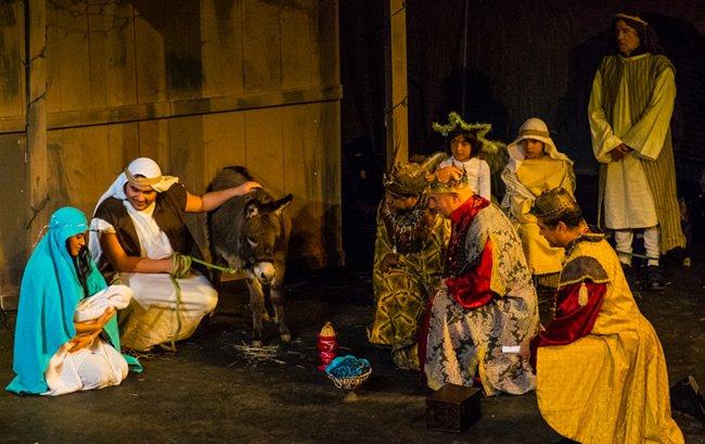 Fiesta de los Reyes Magos en Teatro GALA de Washington
