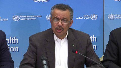 La OMS declara emergencia de salud pública internacional por el brote de coronavirus