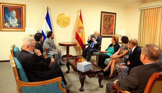 Gobierno salvadoreño a mantener y enriquecer lengua española