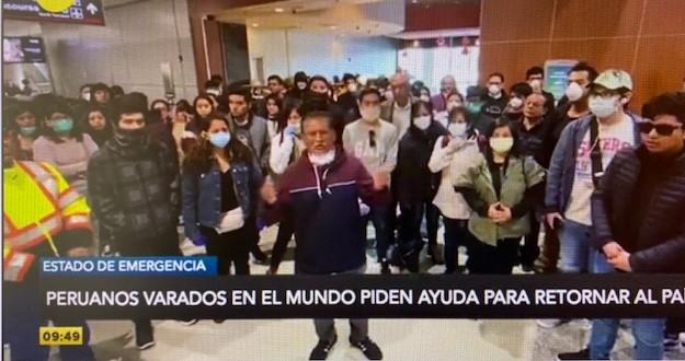 Hasta el retorno del último peruano varado en EEUU, no cantaremos victoria