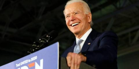 Aplastante victoria de Joe Biden en primarias de Carolina del Sur