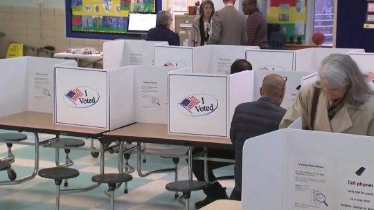 En marcha las votaciones del supermartes en EE.UU.
