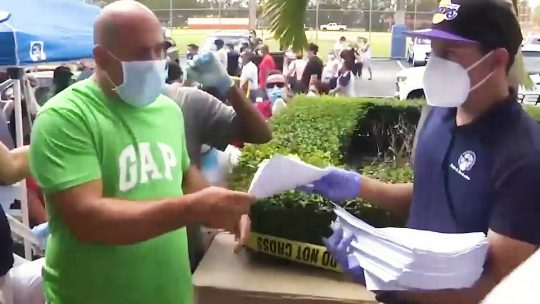La pandemia golpea fuerte a trabajadores de todo el mundo