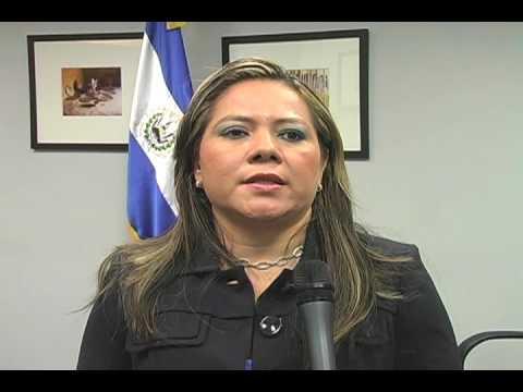 Falleció exdiputada salvadoreña tras larga enfermedad