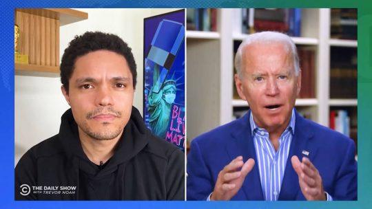 """Joe Biden: """"Deberíamos establecer un estándar nacional sobre el uso de la fuerza""""."""