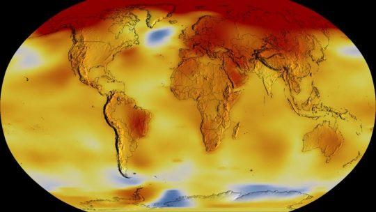El calor continuará rompiendo récords
