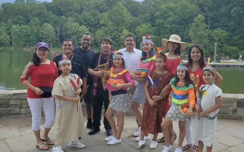 Peruanos del área de Washington DC celebran fiesta patrias con Foro Expo Virtual
