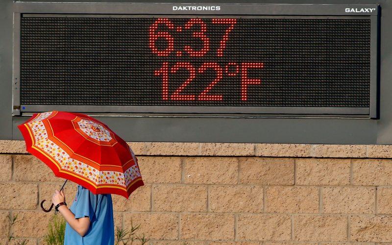 Comunidades vulnerables a la pandemia del COVID-19 por la ola de calor