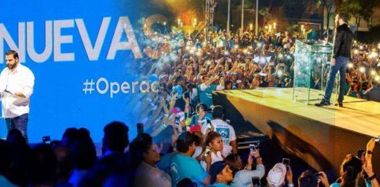 """Inicia la caída del """"97%"""" en El Salvador"""