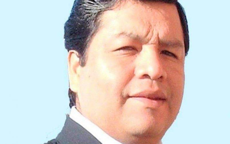 Luis Villano Tarraga postulará al Congreso en 2021 en lista de peruanos en el exterior