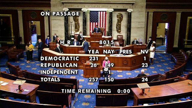 Cámara de Representantes de EE.UU. aprueba proyecto de ley para detener cambios en el Servicio Postal
