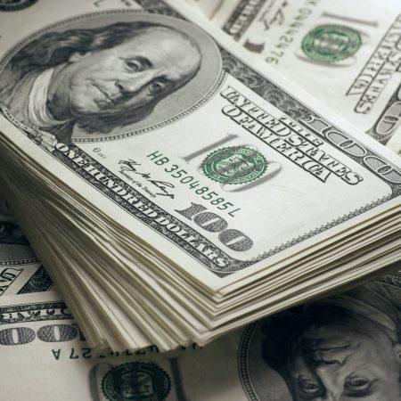 Poderoso dólar