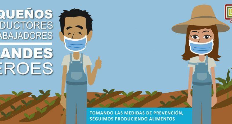 Urgen prioridad ambiental en el sector agrícola post pandemia del coronavirus