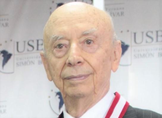 Federico Kauffmann Doig, arqueólogo peruano de renombre mundial
