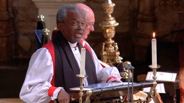 Boda real en Reino Unido celebra cultura e historia afroestadounidenses