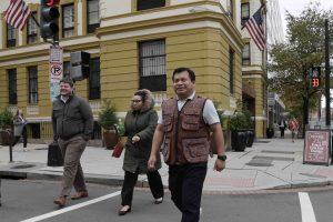 Claman en Washington por seguridad para pueblos indígenas en Amazonía peruana