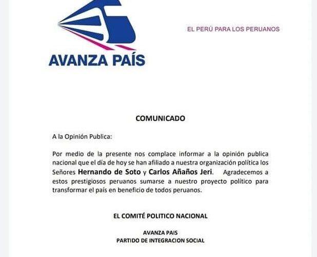 Avanza País: Clever Guys Perú