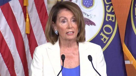 Demócratas nominan a Nancy Pelosi como presidenta del Congreso