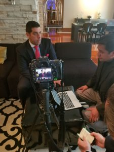 Ecuador lidera agenda laboral en la OEA