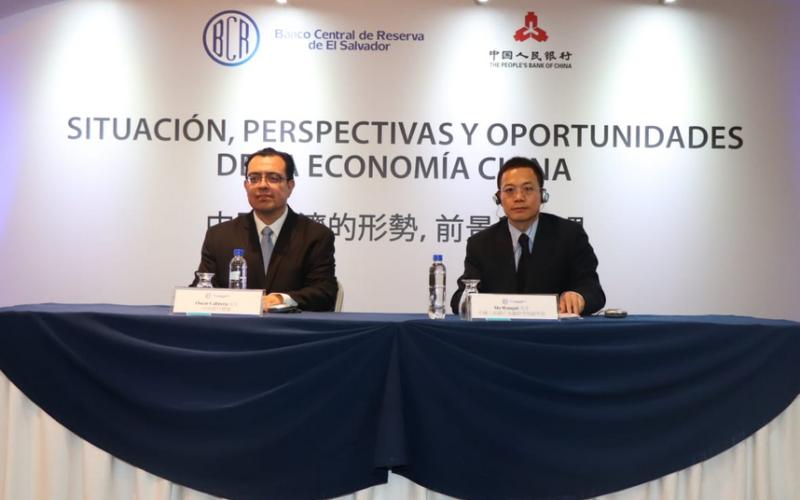 El Salvador: Relaciones con China Popular abrirán nuevos horizontes comerciales
