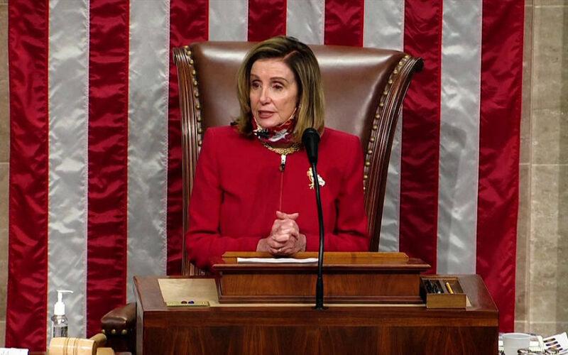Congresistas demócratas presentan proyecto de ley de estímulo por coronavirus de 2,2 billones