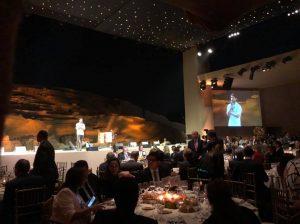 Ivanka Trump asistió a la cena de la III Cumbre Empresarial
