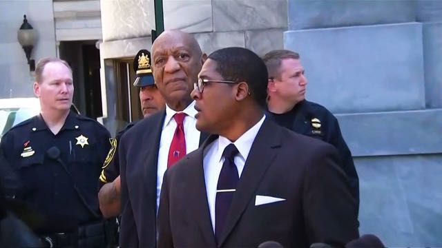 Jurado declara culpable a Bill Cosby por tres cargos de agresión sexual
