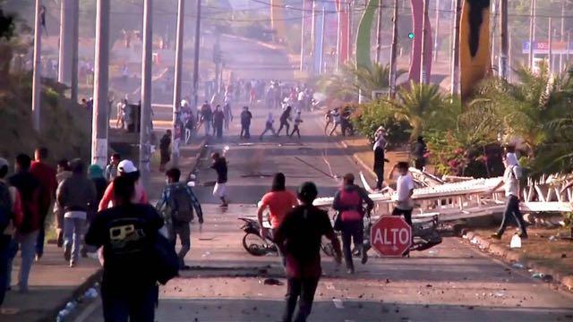 La ONU acusa a Nicaragua de llevar a cabo una represión generalizada