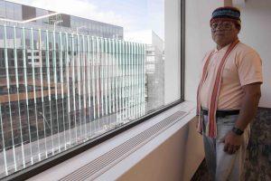 """Lucha contra petroleras """"no ha sido fácil"""": líder indígena"""