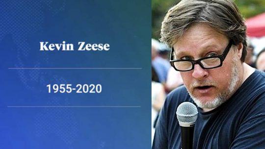 Sentida muerte del abogado Kevin Zeese, apreciado activista por la paz de EE.UU.