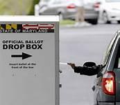 Ubicaciones de los Buzones Electorales en Maryland