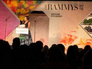 The Rammys 2018: Galardones a la gastronomía