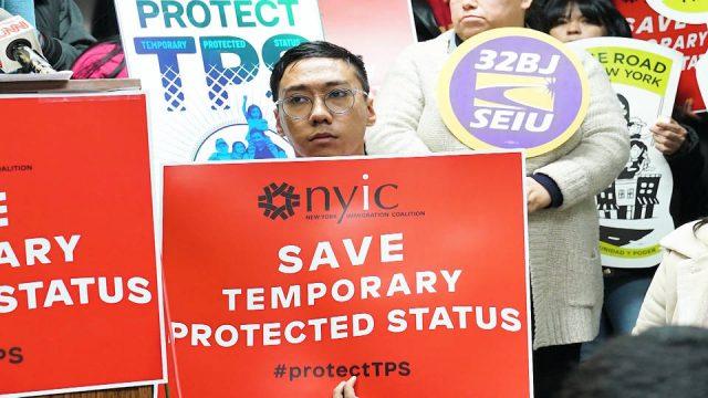 Tribunal de apelaciones da luz verde a Trump para poner fin a protección de 400 mil beneficiarios de TPS
