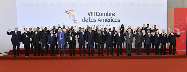 VIII Cumbre de las Américas llego a consenso