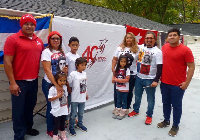 Celebran en Washington los 40 años del FMLN