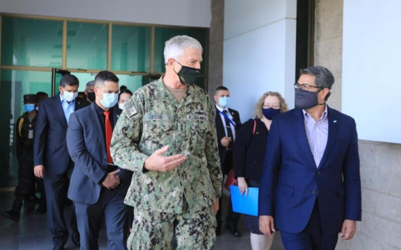 United States and HondurasDiscuss Achievements of Joint Operation Dominio