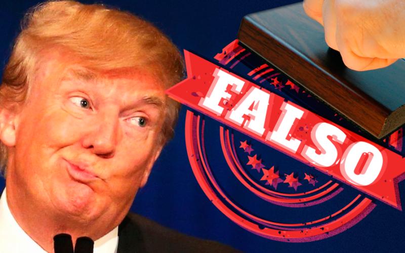 Las mentiras de Trump provocan muertes