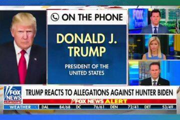 """Trump se retira de entrevista del programa """"60 Minutes"""""""