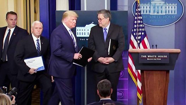 Informe privado de la Casa Blanca a donantes adinerados sobre amenaza de la pandemia a los mercados