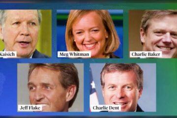 Candidato presidencial Joe Biden evalúa a republicanos para cargos en el gabinete