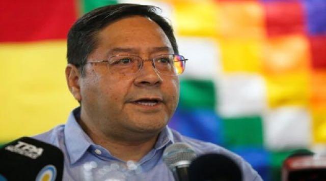 Luis Arce, virtual ganador en las presidenciales de Bolivia