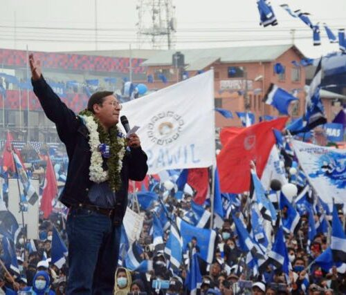 ANSWER Statement: The Bolivian People Overturn the Coup