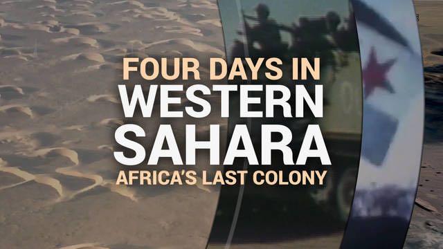Cuatro días en Sahara Occidental ocupado