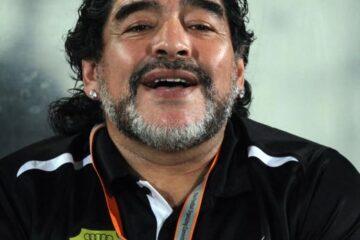Diego Maradona muere a los 60 años