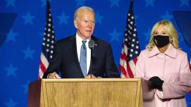 Joe Biden pide paciencia mientras el recuento de votos en una reñida contienda que todavía no tiene ganador