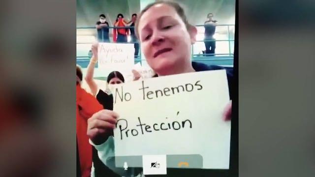 EE. UU. detiene la deportación de inmigrantes que podrían haber sido esterilizadas a la fuerza