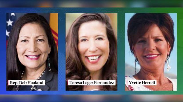 Por primera vez, la delegación de Nuevo México en el Congreso de EE.UU. la integrarán mujeres de color