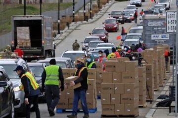 Demos las gracias a los trabajadores y alimentos a quienes pasan hambre