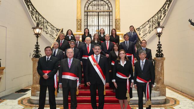 Perú: Nuevo Gabinete Ministerial